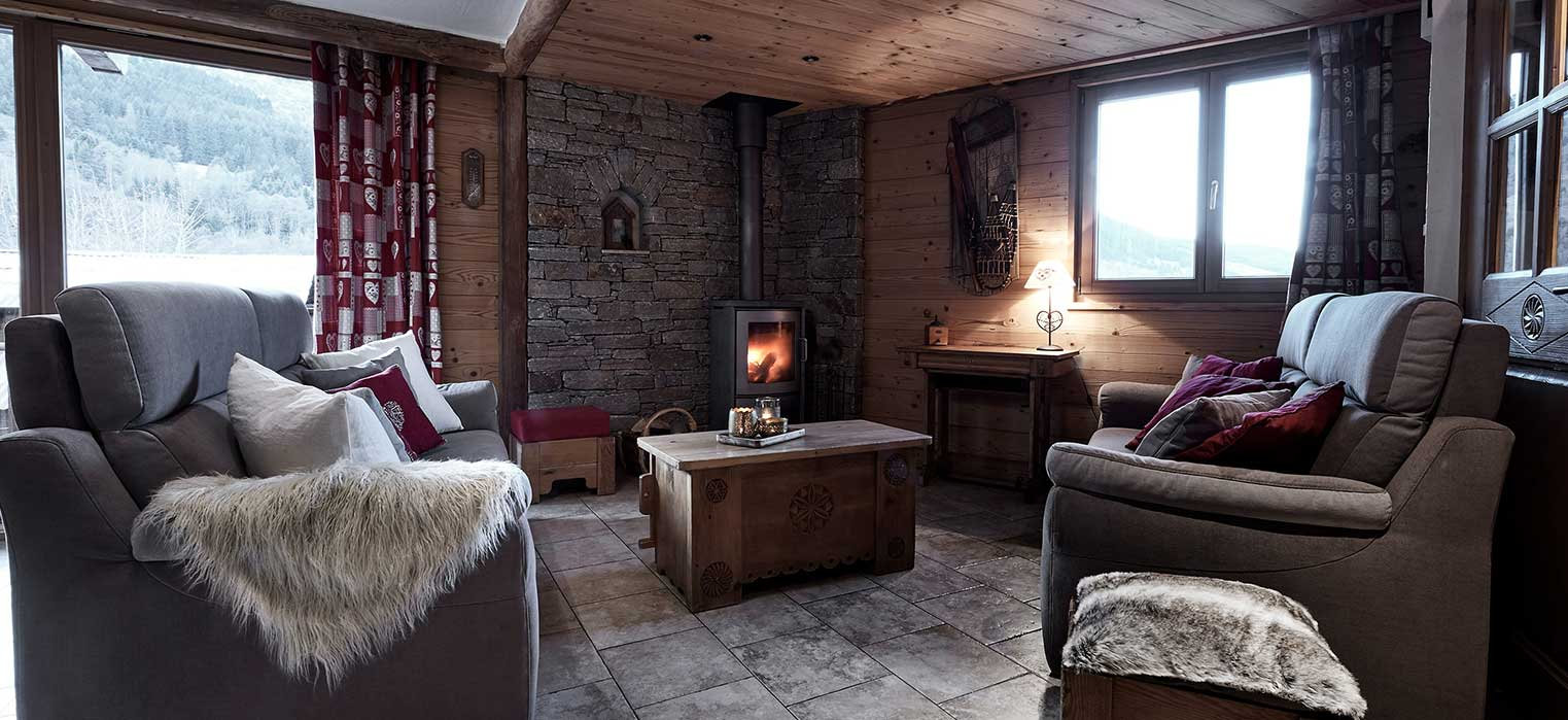 Chalet Blanche in Meribel Interior
