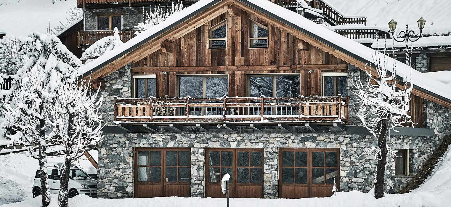Chalet in Meribel
