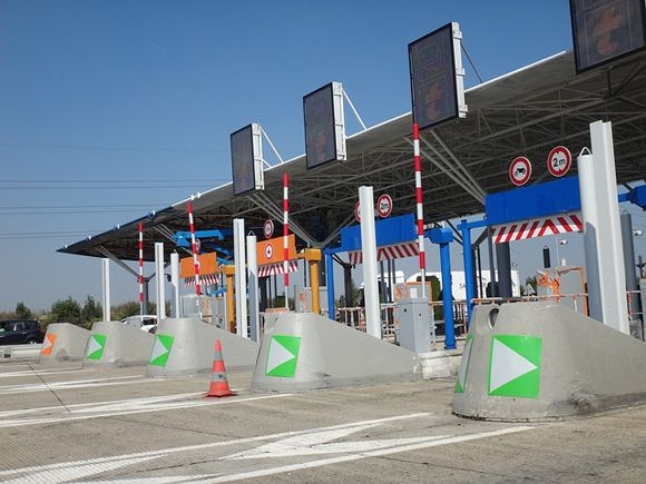 Tolls in france